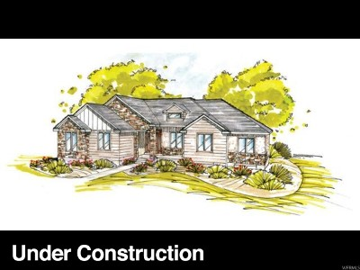 Grantsville Single Family Home Under Contract: 741 E Morning Dew Cir #839