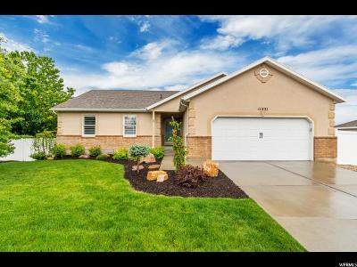South Jordan Single Family Home For Sale: 11551 S Copper Stone Dr