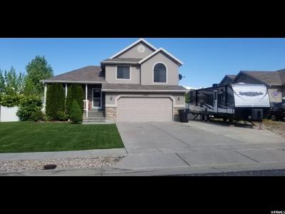 Clinton Single Family Home Under Contract: 1464 N 2475 W