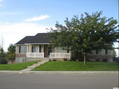 Santaquin Single Family Home Under Contract: 717 E 230 S