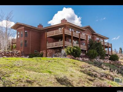 Park City Condo Under Contract: 8021 Gambel Dr #T-21