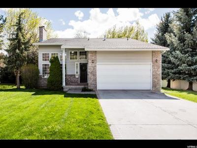 Logan Single Family Home For Sale: 273 N 1430 E