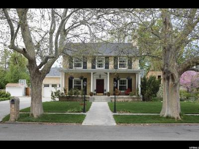Nephi Single Family Home For Sale: 245 N 300 E