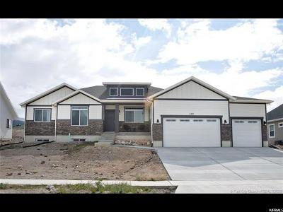 Heber City Single Family Home Under Contract: 688 N Rolling Hills Dr