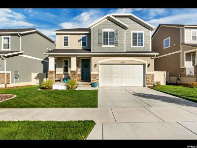 Herriman Single Family Home Under Contract: 12021 S Window Arch Ln W