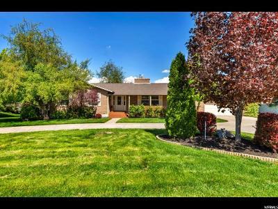 South Jordan Single Family Home For Sale: 10131 S Chattel Cir