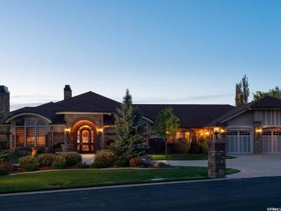 Kaysville Single Family Home Backup: 617 E Windsor Ln