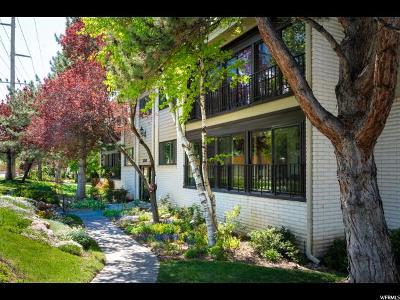 Salt Lake City Condo Under Contract: 2510 S Elizabeth St #5