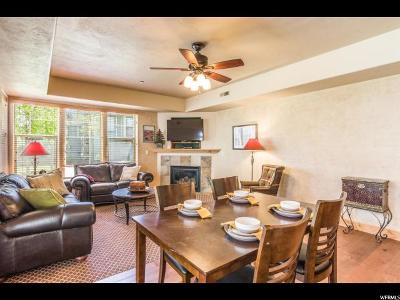 Park City Condo For Sale: 6042 N Fox Point Cir #B1
