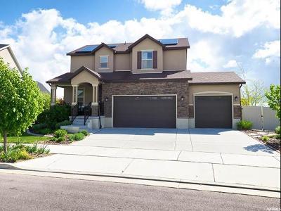 South Jordan Single Family Home For Sale: 11173 S Ropemaker Rd W