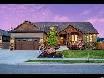 Layton Single Family Home Under Contract: 775 S Arbor Way