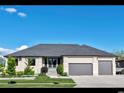 Layton Single Family Home For Sale: 130 N 2975 W