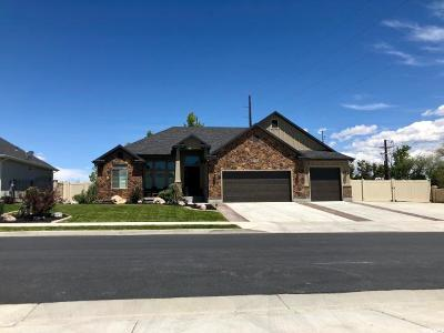 South Jordan Single Family Home For Sale: 2714 W 11460 S
