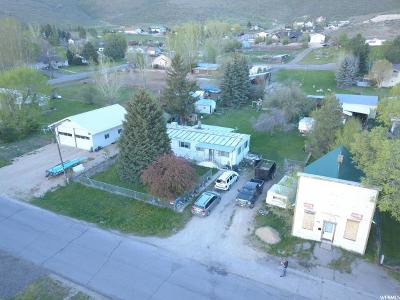 Wasatch County Single Family Home For Sale: 40 N Center St