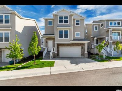 Herriman Single Family Home For Sale: 4937 W Red Ruby Ln