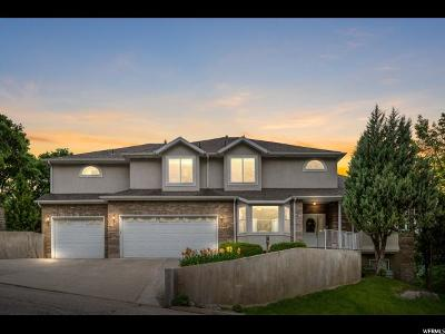 Provo Single Family Home Under Contract: 4353 Mile High Dr