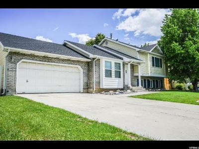 Orem Single Family Home For Sale: 1740 N Main St