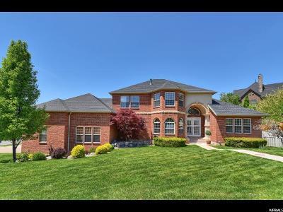 Ogden Single Family Home For Sale: 1396 E 5050 S