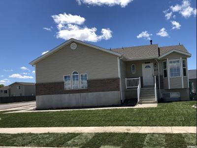 Syracuse Single Family Home For Sale: 3713 W 800 S