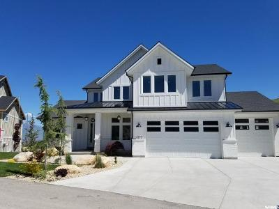 Herriman Single Family Home For Sale: 6777 W Smoky Oaks W #13