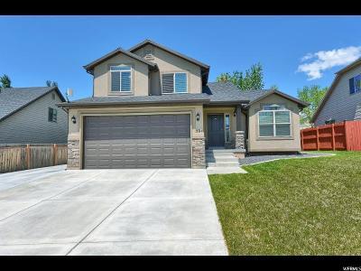 Ogden Single Family Home For Sale: 594 E Ridge Place Dr N