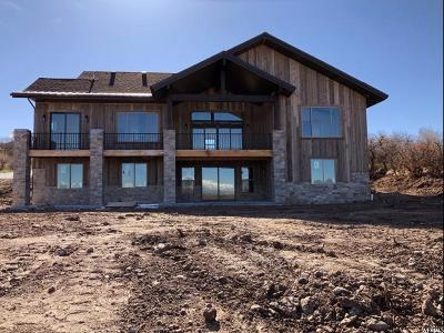Heber City Single Family Home For Sale: 1771 S Green Leaf Rd