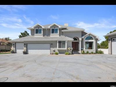 Salt Lake City Single Family Home For Sale: 4969 S 3200 W