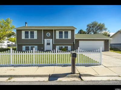 Grantsville Single Family Home Under Contract: 366 E 30 N