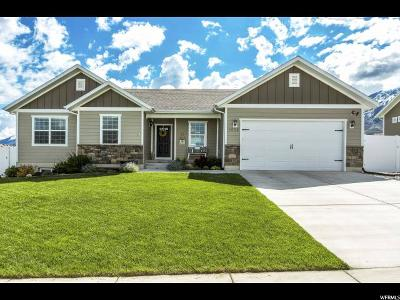 Elk Ridge Single Family Home Under Contract: 1602 N Grizzly Way