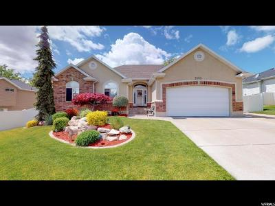 Layton Single Family Home Under Contract: 2253 N 10 W