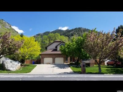 North Ogden Single Family Home For Sale: 1535 E 2525 N