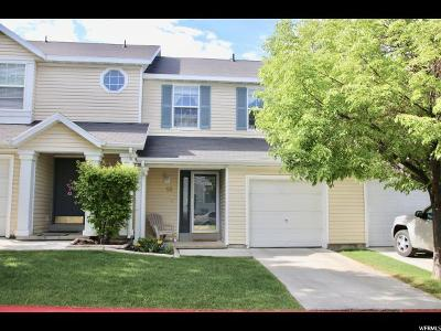 Tooele County Condo Under Contract: 53 W 1930 N
