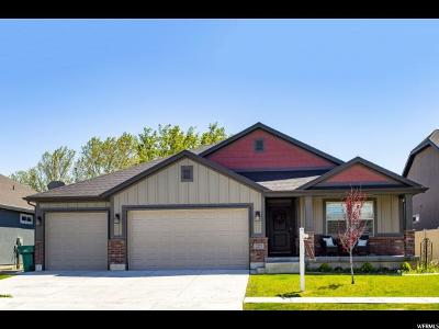 Layton Single Family Home For Sale: 2223 Field Stone Way