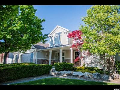 Draper Single Family Home For Sale: 11787 S Twinridge