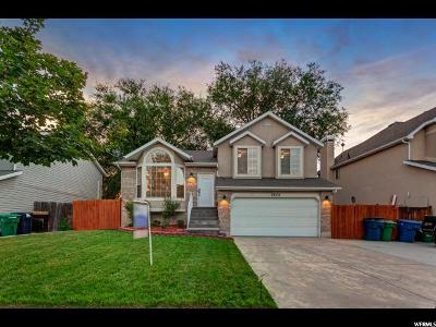 Midvale Single Family Home For Sale: 7652 S 520 E