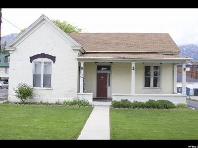 Provo Multi Family Home Under Contract: 442 N 100 E