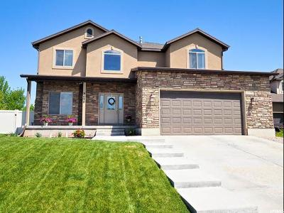 Layton Single Family Home Under Contract: 3690 W 400 N