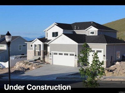 Herriman Single Family Home For Sale: 14659 S Sky Bird Dr W