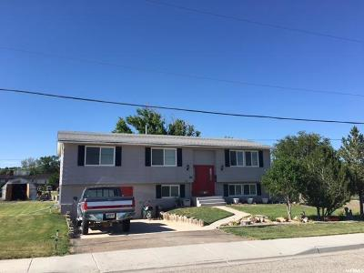 Emery County Single Family Home Under Contract: 235 E 200 S
