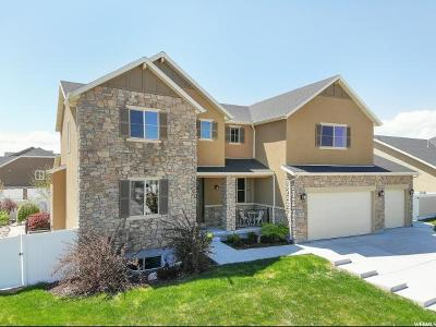 West Jordan Single Family Home Under Contract: 6213 W Dinsmore Way S