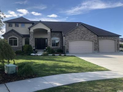 Herriman Single Family Home For Sale: 13944 S Wasatch Star Pl W