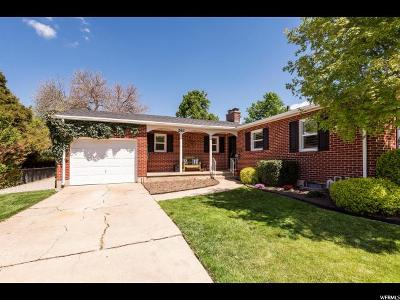 Kaysville Single Family Home For Sale: 263 E 500 N