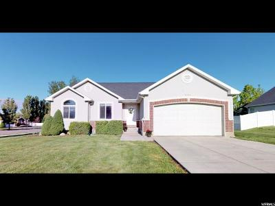 Syracuse Single Family Home For Sale: 2784 S 1140 W