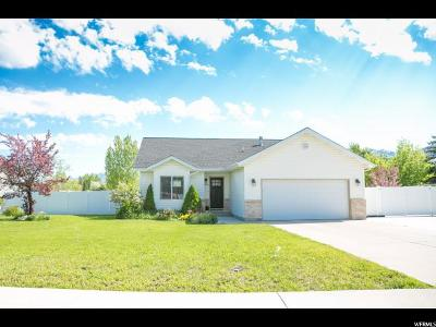 Nibley Single Family Home Under Contract: 3012 Elkhorn Ranch Rd