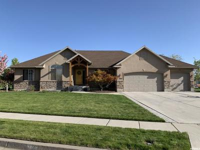 Kaysville Single Family Home For Sale: 809 S Charles Dr W