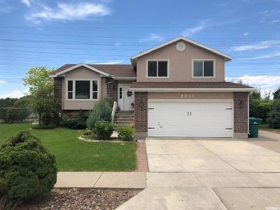 Roy Single Family Home For Sale: 5011 S 3200 W