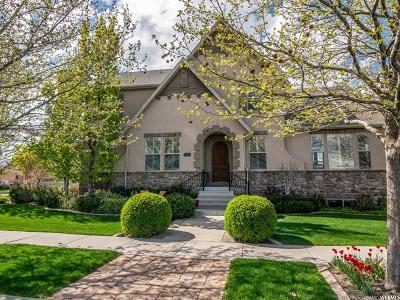South Jordan Single Family Home Backup: 4648 W Kestrel Ridge Rd S