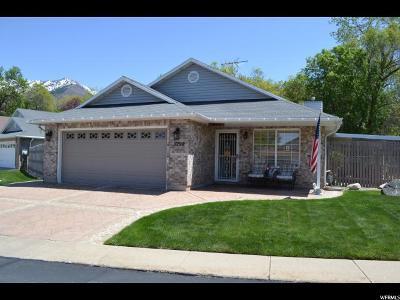 Ogden Single Family Home Under Contract: 5208 S 1350 E