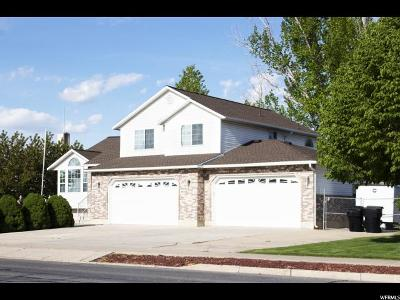 Clinton Single Family Home Under Contract: 1774 N 1500 W