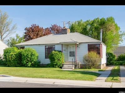 American Fork Single Family Home Under Contract: 417 W Harrison Ave